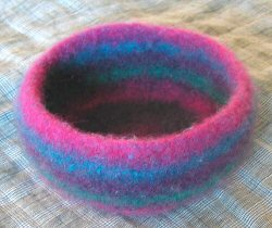 noro_felted_bowl